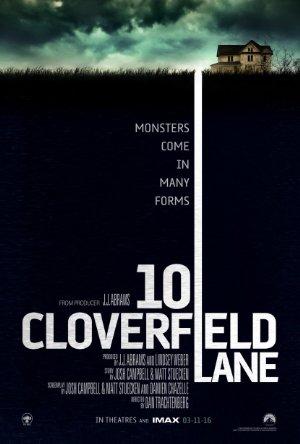 Affisch för 10 Cloverfield Lane