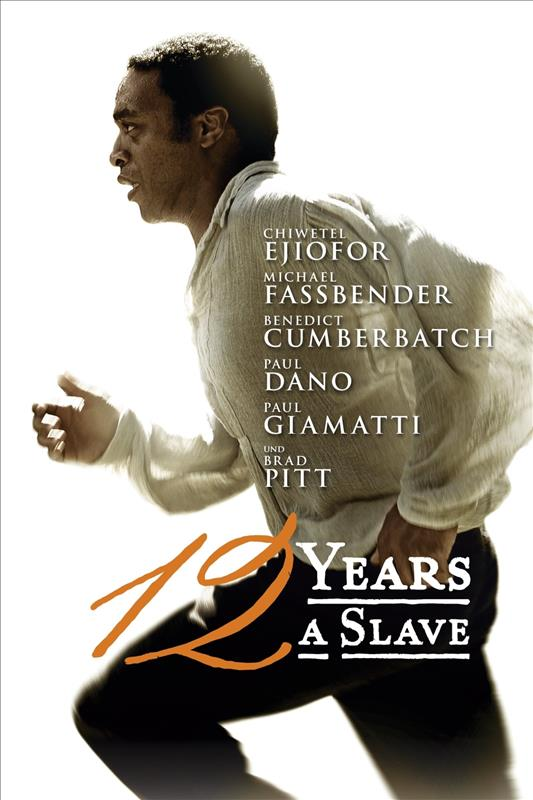 Affisch för 12 Years A Slave