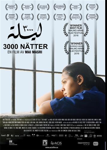 Affisch för 3000 Nätter