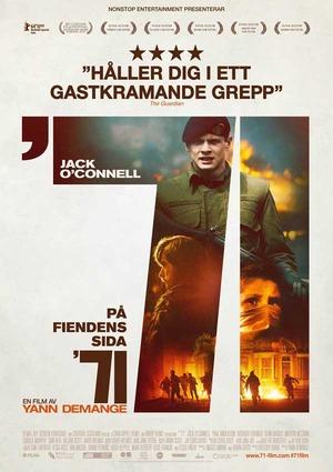 Affisch för '71