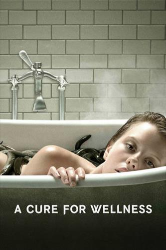 Affisch för A Cure For Wellness