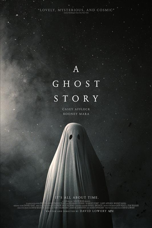 Affisch för A Ghost Story