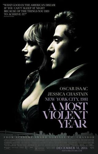 Affisch för A Most Violent Year