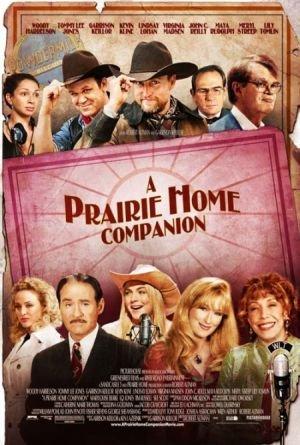 Affisch för A Prairie Home Companion