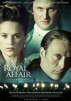 Affisch för A Royal Affair