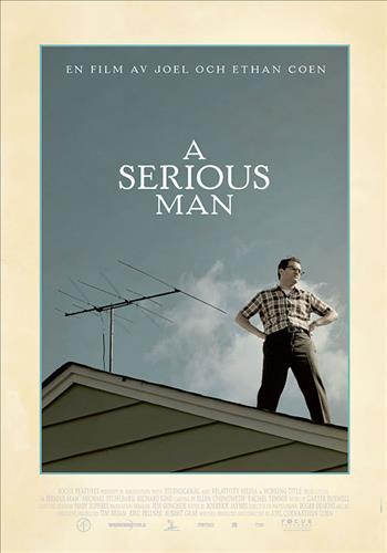 Affisch för A Serious Man