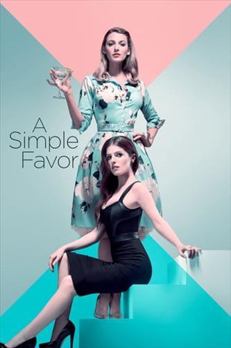 Affisch för A Simple Favor