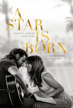 Affisch för A Star Is Born