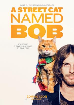 Affisch för A Street Cat Named Bob