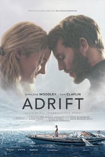 Affisch för Adrift