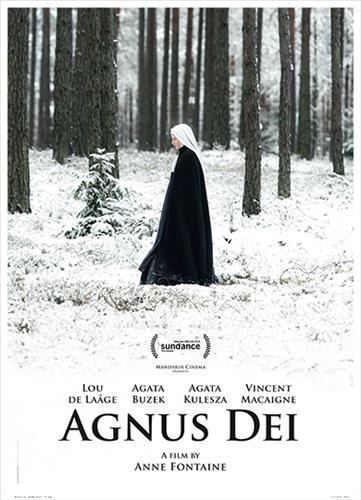 Affisch för Agnus Dei