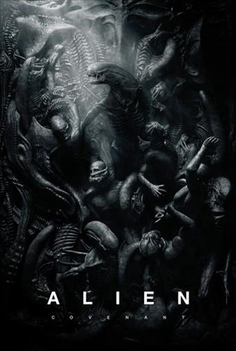 Affisch för Alien: Covenant