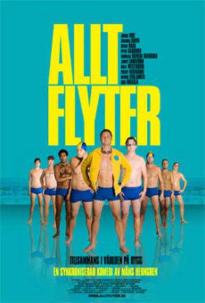 Affisch för Allt Flyter