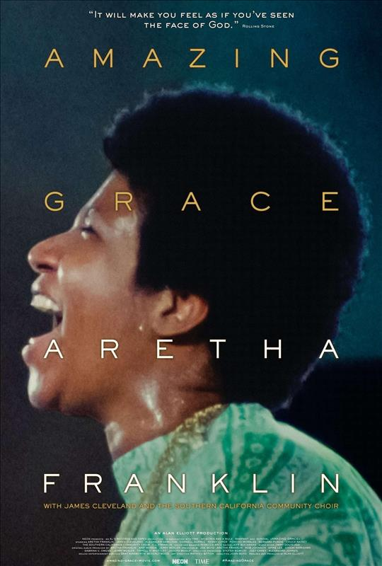 Affisch för Amazing Grace