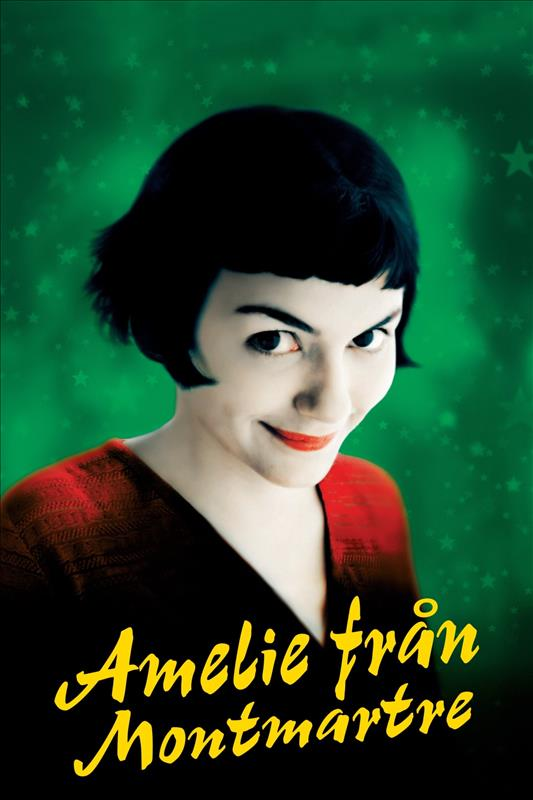 Affisch för Amelie Från Montmartre