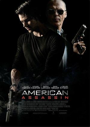 Affisch för American Assassin
