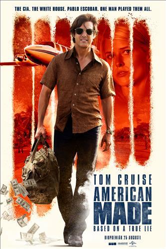 Affisch för American Made