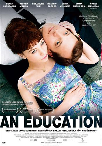 Affisch för An Education