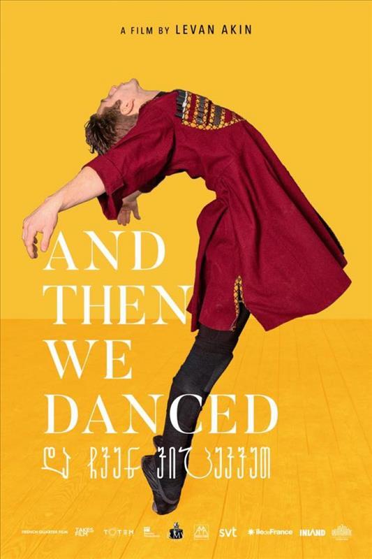 Affisch för And Then We Danced