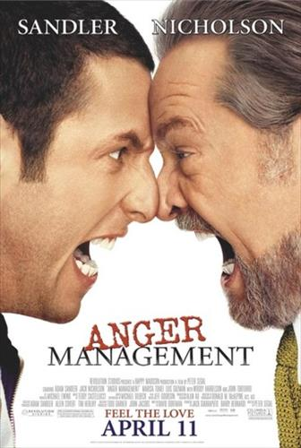 Affisch för Anger Management