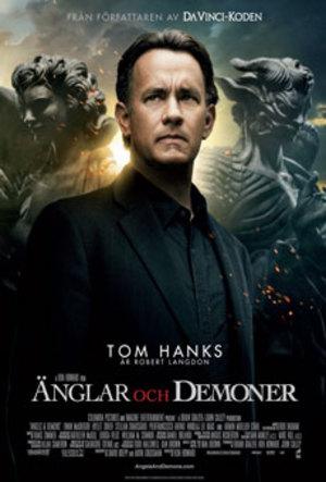 Affisch för Änglar Och Demoner