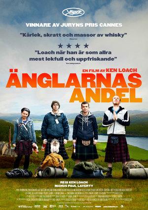 Affisch för Änglarnas Andel