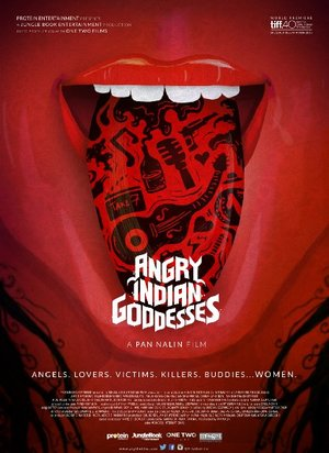 Affisch för Angry Indian Goddesses