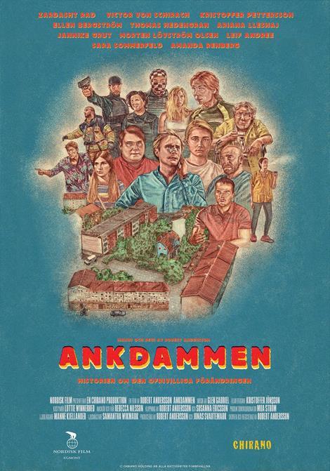 Affisch för Ankdammen