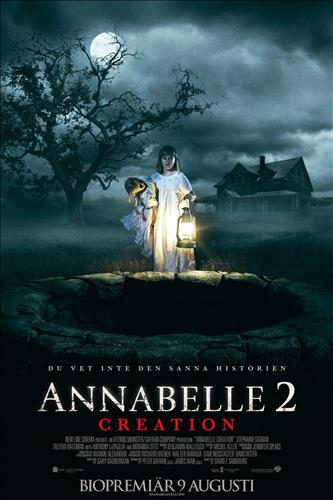 Affisch för Annabelle 2: Creation
