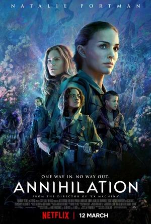 Affisch för Annihilation