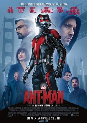 Affisch för Ant-Man