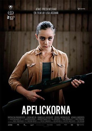 Affisch för Apflickorna