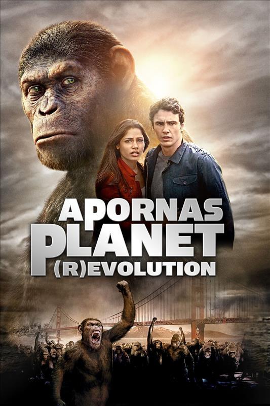 Affisch för Apornas Planet: (r)Evolution