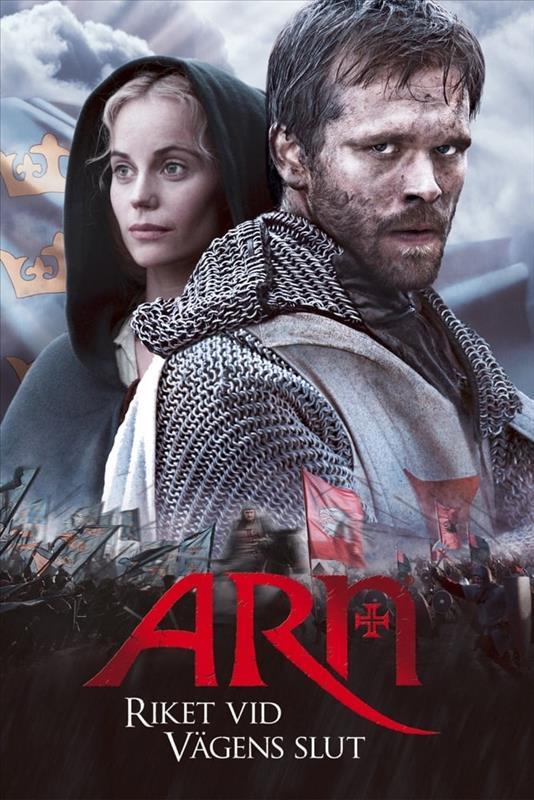 Affisch för Arn - Riket Vid Vägens Slut