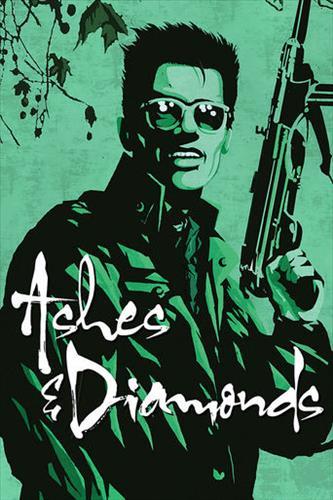 Affisch för Aska Och Diamanter