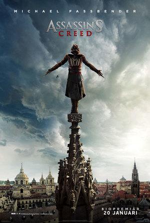 Affisch för Assassin's Creed