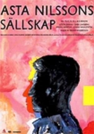 Affisch för Asta Nilssons Sällskap