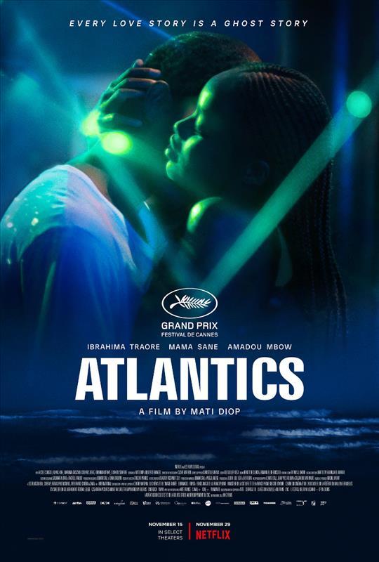 Affisch för Atlantics