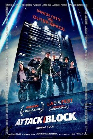 Affisch för Attack The Block