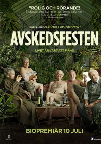 Affisch för Avskedsfesten