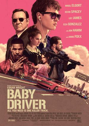 Affisch för Baby Driver