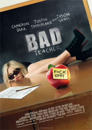 Affisch för Bad Teacher