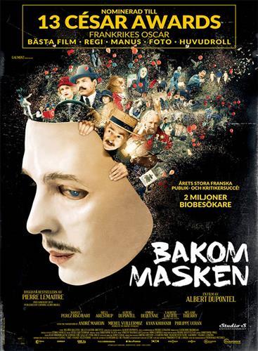 Affisch för Bakom Masken