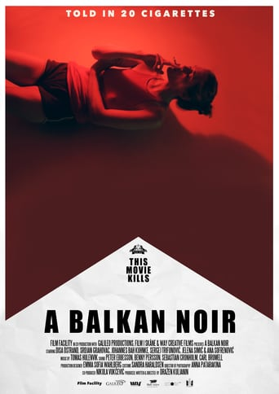Affisch för A Balkan Noir