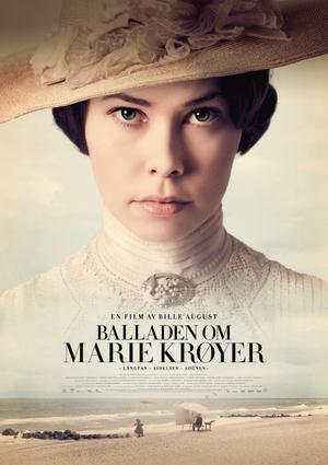 Affisch för Balladen Om Marie Krøyer