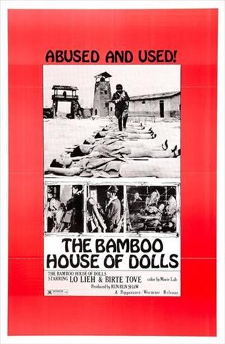 Affisch för Bamboo House Of Dolls