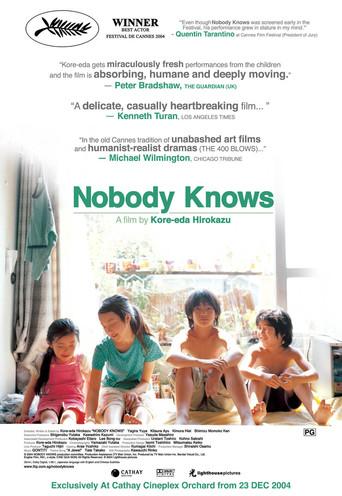 Affisch för Barnen Som Inte Fanns