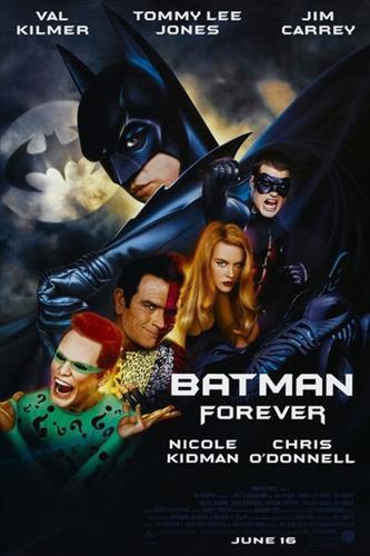 Affisch för Batman Forever