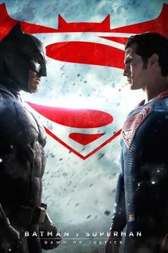 Affisch för Batman V Superman: Dawn Of Justice