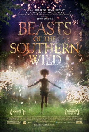 Affisch för Beasts Of The Southern Wild